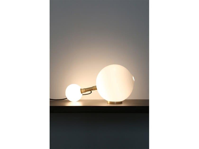 Twice Da Sklo TavoloTerra Lampada Vetro Soffiato Light In YbvI6gyf7