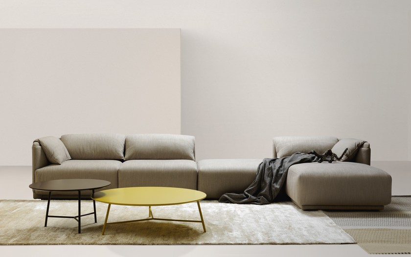 Fabric sofa TWIN SET by MY home collection