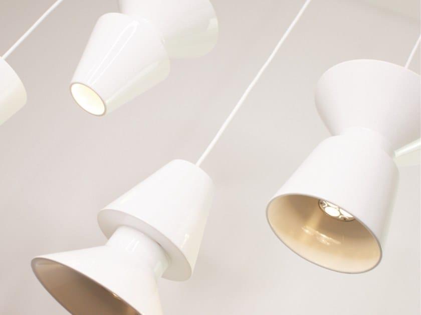 Ceramic pendant lamp TWINS | Pendant lamp by neo design studios