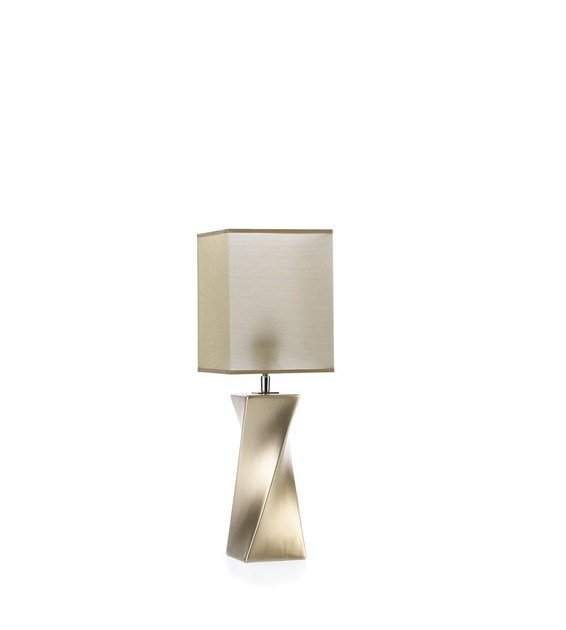 Contemporary style table lamp TWISS MG by ENVY