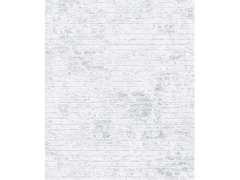 Handmade rectangular rug TWO GREY by Tapis Rouge