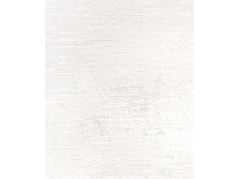 Handmade rectangular rug TWO WHITE by Tapis Rouge
