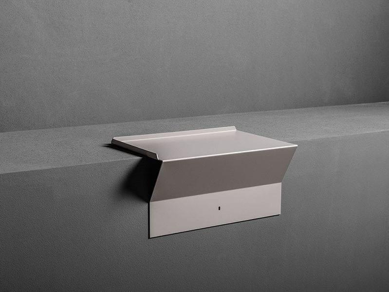 TYPE | Metal bathroom wall shelf By MAKRO design Marco Taietta
