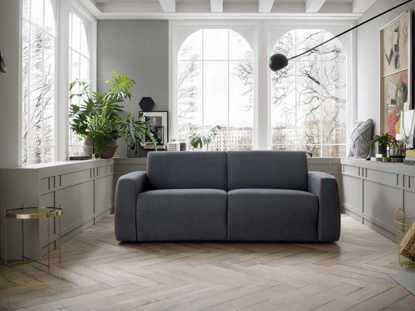 3 seater fabric sofa bed TYSON by Felis