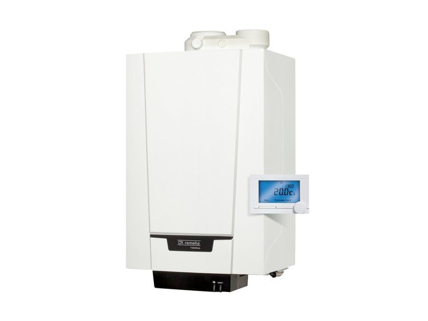 Wall-mounted condensation boiler REMEHA TZERRA by REVIS