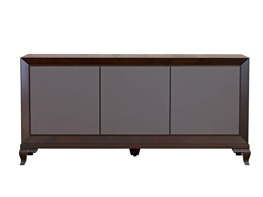 Wooden sideboard with doors TZSAR | Sideboard by SELVA