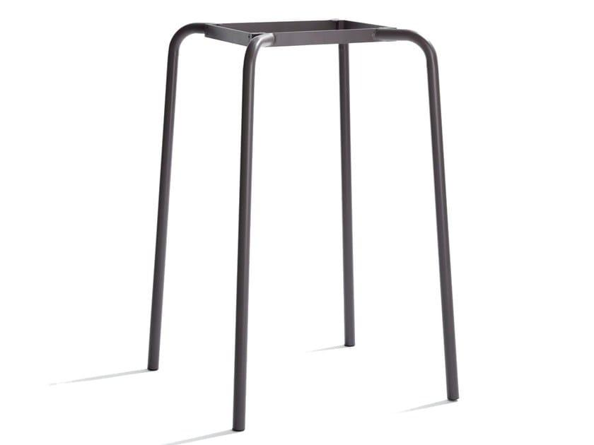 Base per tavoli in alluminio SAMBA RIO | Base per tavoli in ...