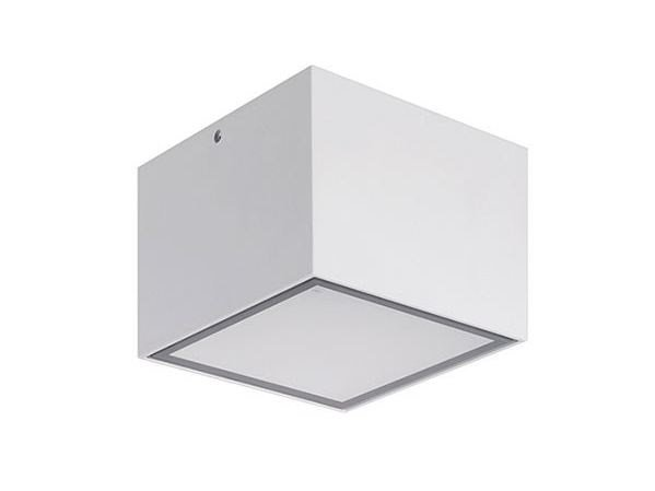Plafoniere Per Esterno : Plafoniera per esterno a led in alluminio tak l luce light