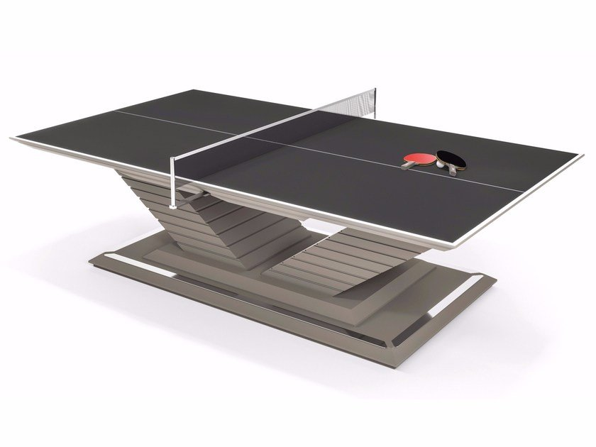 Game table Ping pong table by Vismara Design