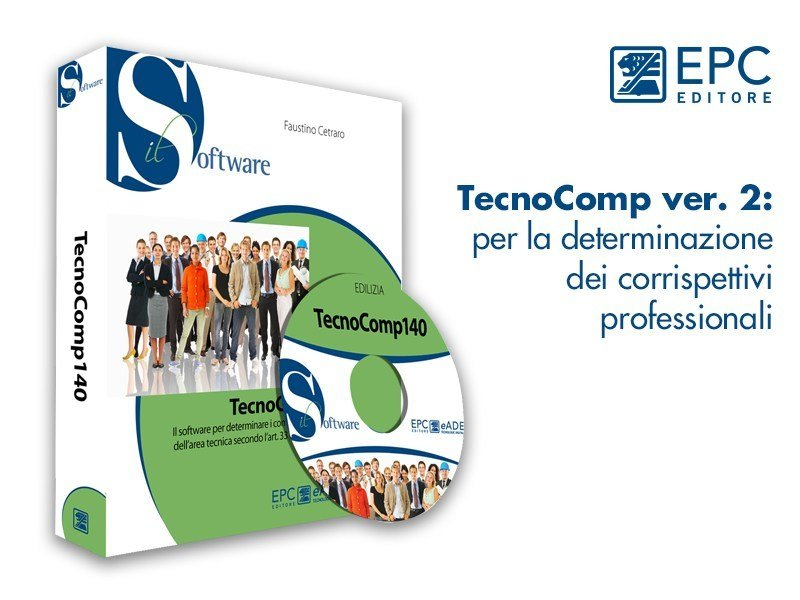 Building procurement management TecnoComp ver. 2 by EPC