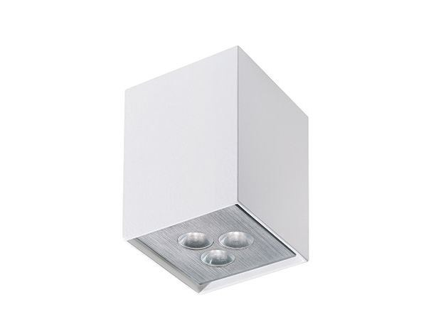 LED ceiling aluminium spotlight Teko 1.0 by L&L Luce&Light