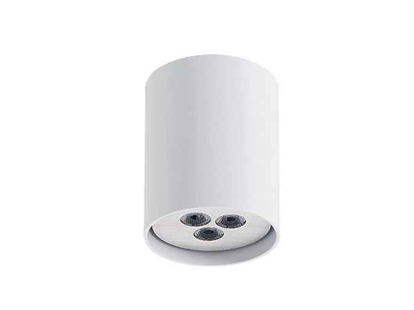 LED aluminium ceiling light Teko 1.1 by L&L Luce&Light