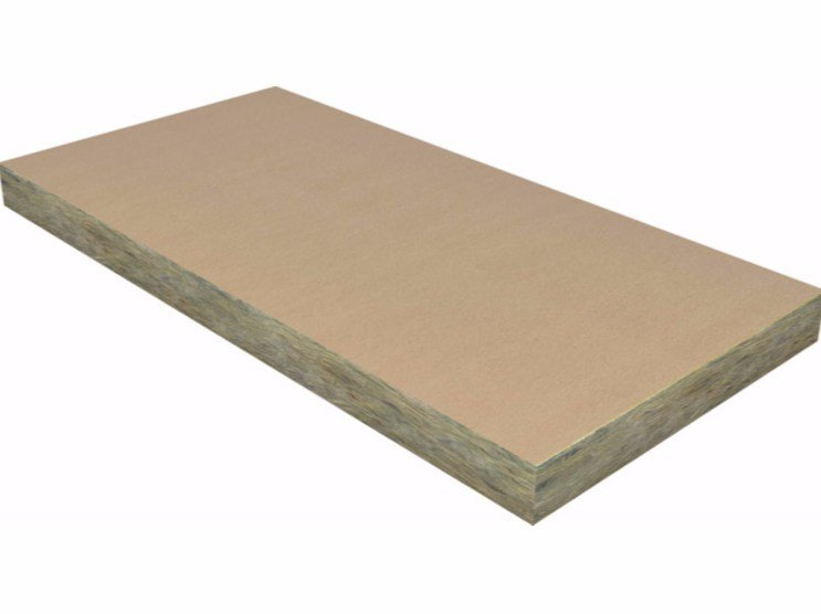Other materials Thermal insulation panel Termolan® Green 35 KP by TERMOLAN