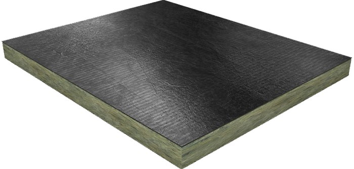 Thermal insulation panel Termolan® Roccia Top 50 BT by Termolan Lape