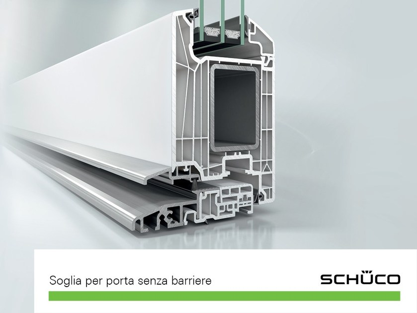 Door fittings Threshold for doors by Schüco PWS Italia  sc 1 st  Archiproducts & Door fittings Threshold for doors By Schüco PWS Italia
