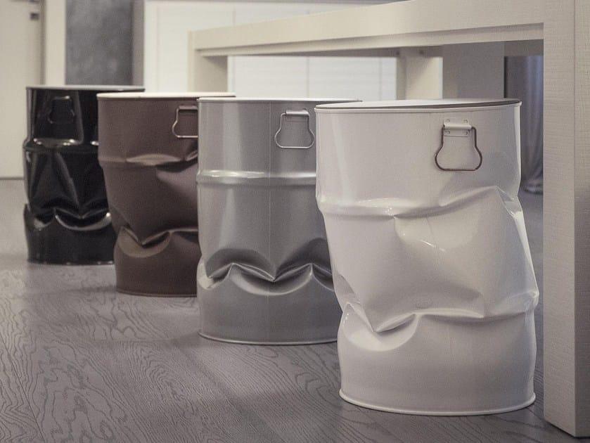 Tavolino da giardino in latta TinTable by LOUNGE-TEK