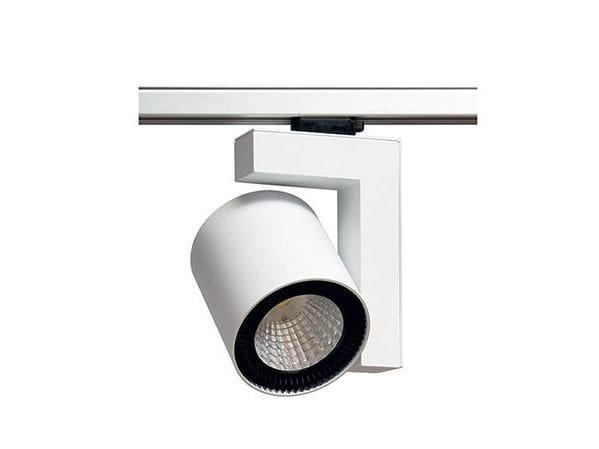 LED aluminium Track-Light Tondo 3DP 2.0 by L&L Luce&Light