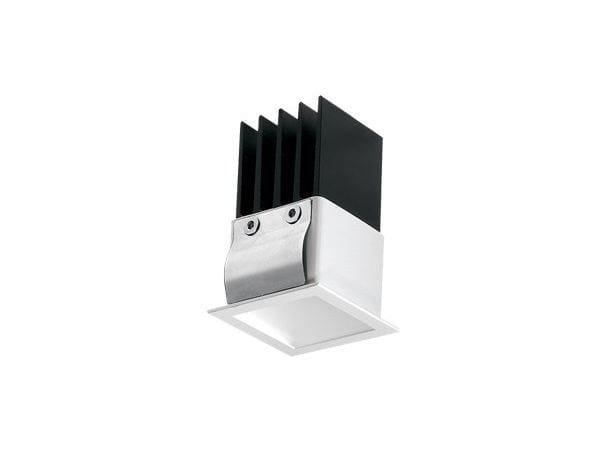 LED square recessed spotlight Turis Mini 1.0 by L&L Luce&Light