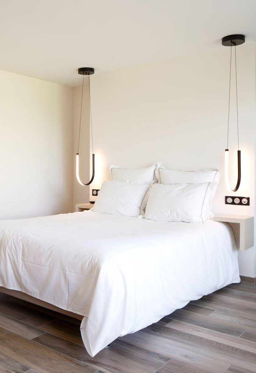 Lampada Led Lighting Sospensione In A Arpel U1 Alluminio wmNv08nO