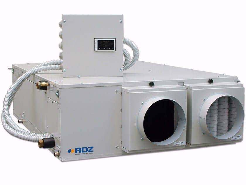 Built-in air treatment unit UAP 200-PDC by RDZ