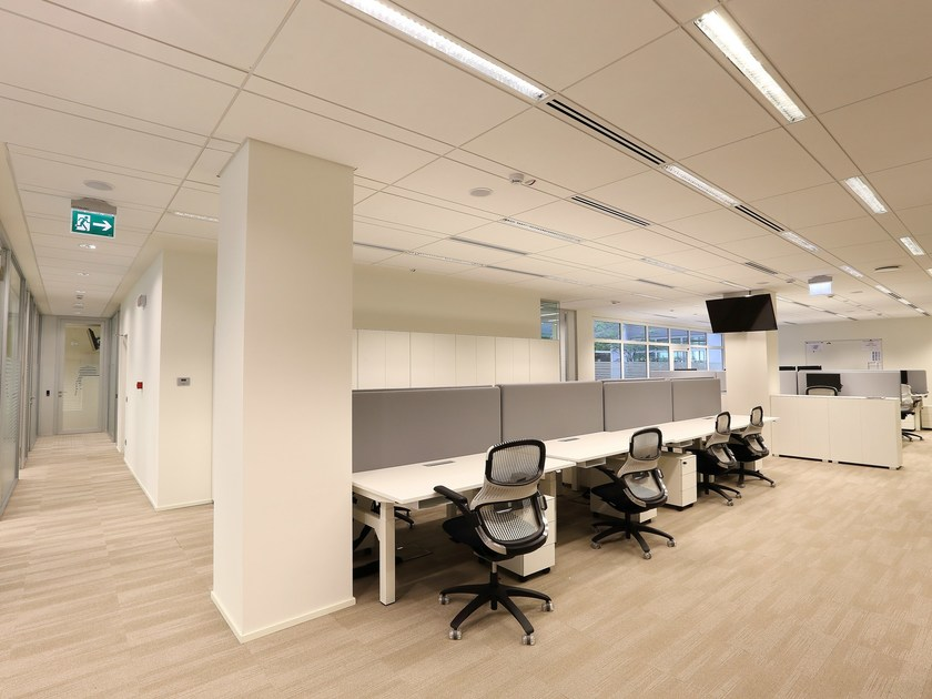 Acoustic ceiling tiles ULTIMA + by Armstrong