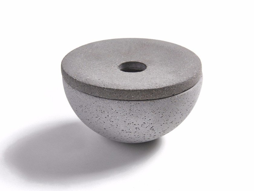 modern ashtray contemporary ashtray industrial design ashtray Concrete ashtray EGO minimal ashtray ashtray
