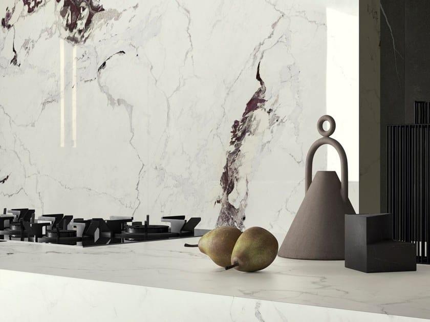 Pavimento/rivestimento in gres porcellanato effetto marmo ULTRA MARMI - CAPRAIA by ARIOSTEA