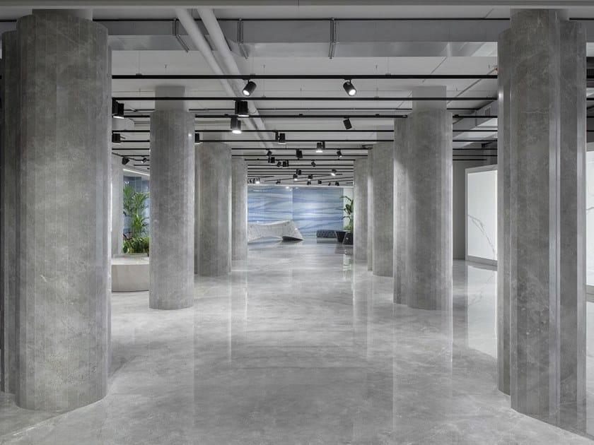 Pavimento/rivestimento in gres porcellanato effetto marmo ULTRA MARMI - FIOR DI BOSCO by ARIOSTEA