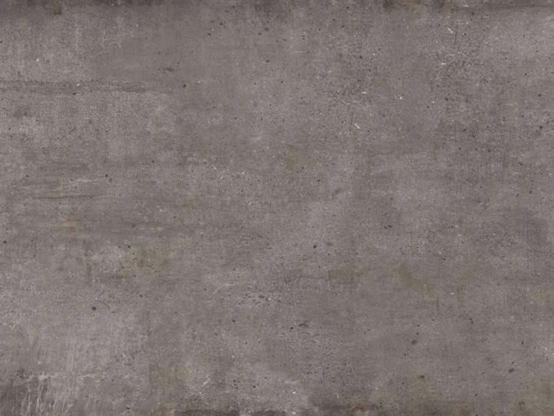Pavimento/rivestimento in gres porcellanato effetto pietra ULTRA TEKNOSTONE - TOBACCO by ARIOSTEA