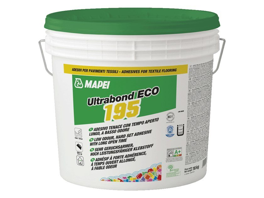 Tile adhesive ULTRABOND ECO 195 by MAPEI