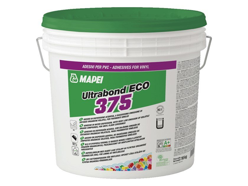 Tile adhesive ULTRABOND ECO 375 by MAPEI