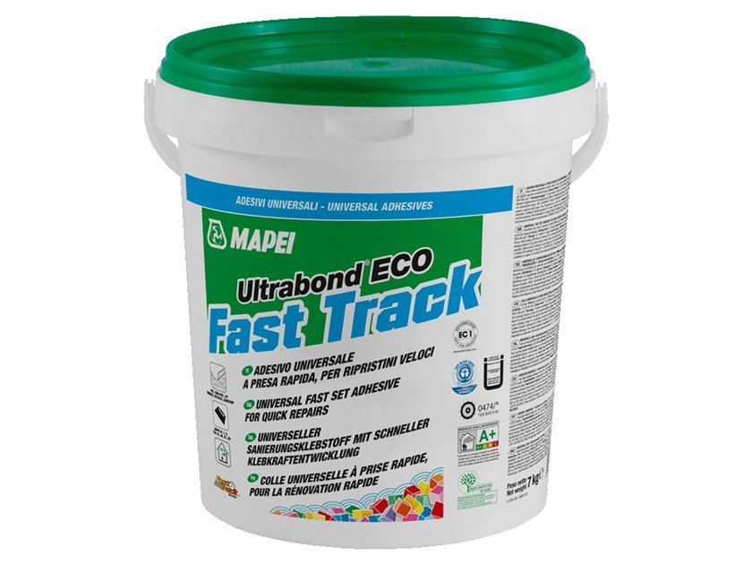 Tile adhesive ULTRABOND ECO FAST TRACK by MAPEI