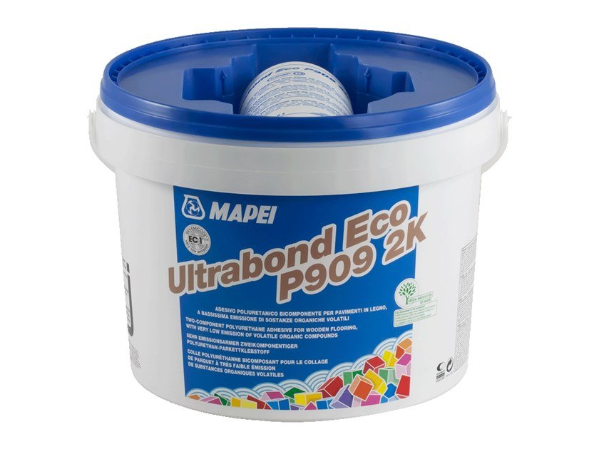 Wood-flooring adhesive ULTRABOND ECO P909 2K by MAPEI