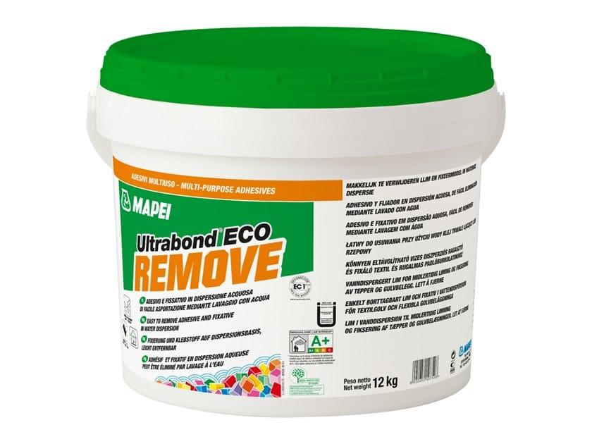 Tile adhesive ULTRABOND ECO REMOVE by MAPEI