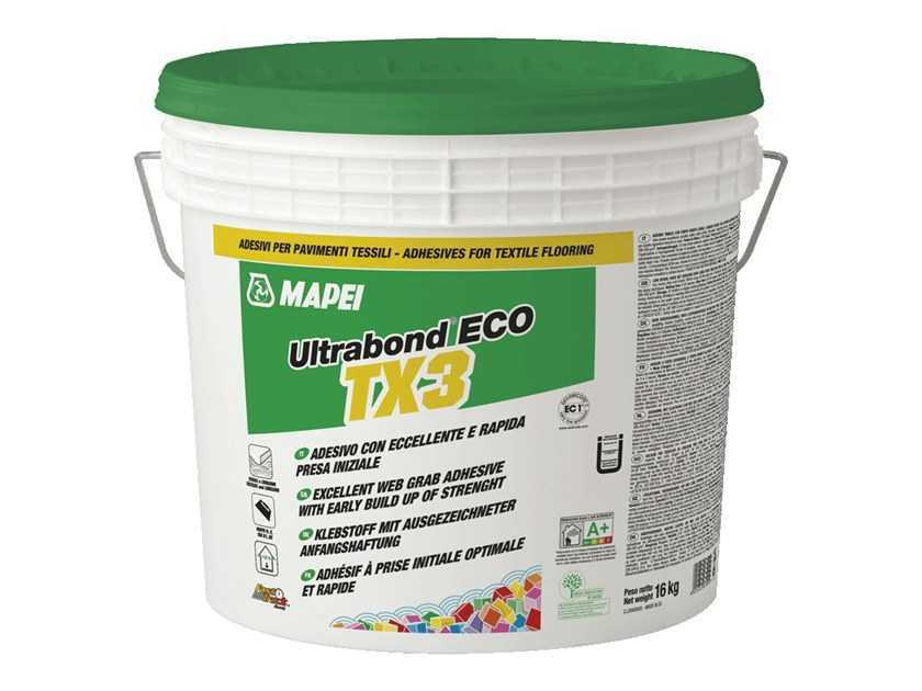 Tile adhesive ULTRABOND ECO TX3 by MAPEI