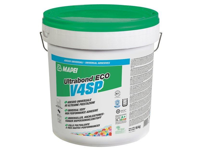 Tile adhesive ULTRABOND ECO V4SP by MAPEI