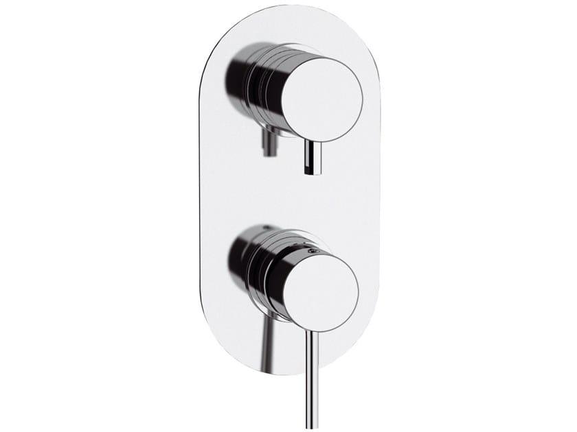 Grohe miscelatore monocomando per vasca doccia bauedge