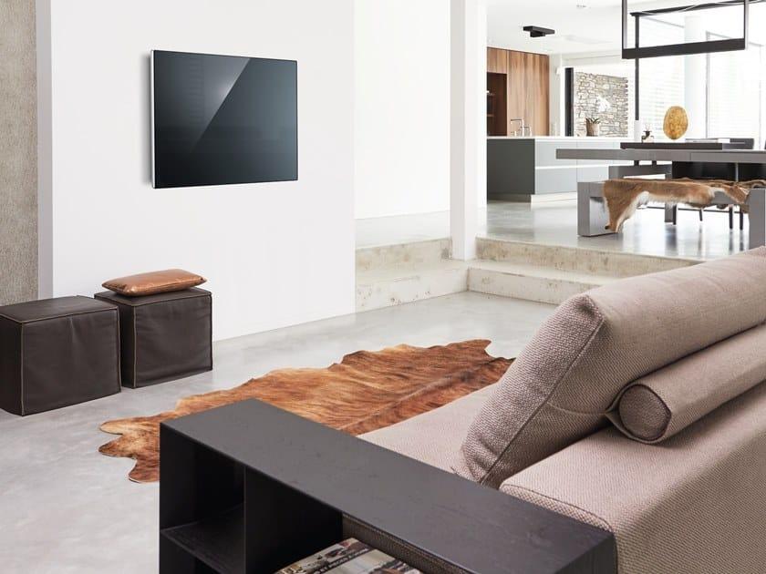 Supporto per monitor tv fisso da parete ultrathin staffa - Supporto tv da parete ...