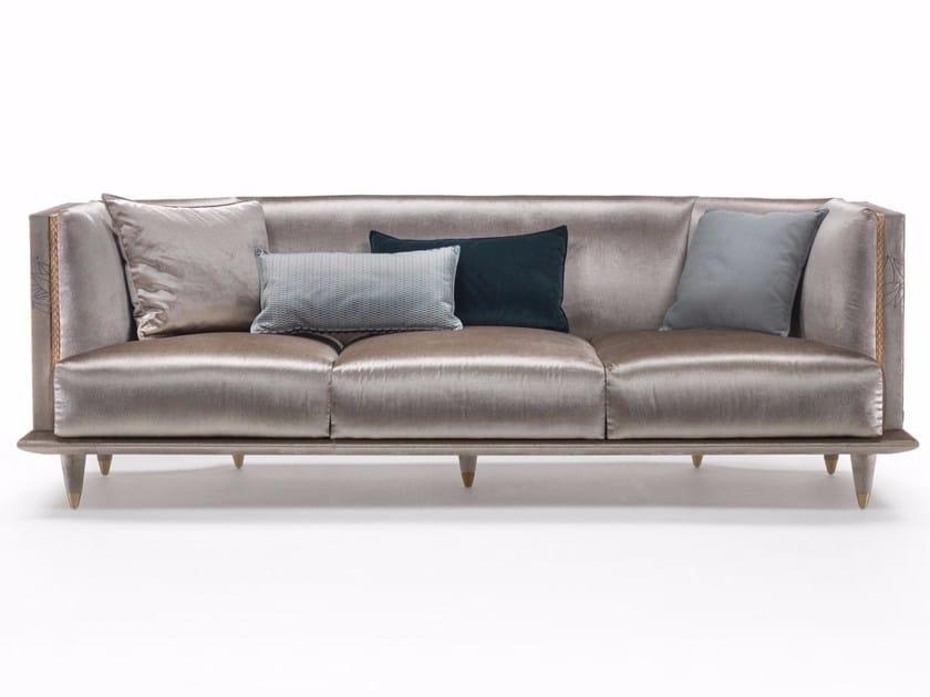 3 seater fabric sofa ULYSSE | Sofa by ELLEDUE ARREDAMENTI