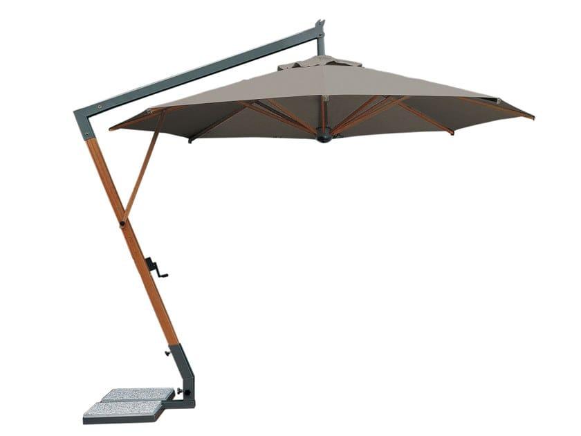 Wooden Garden umbrella Wooden Garden umbrella by Il Giardino di Legno