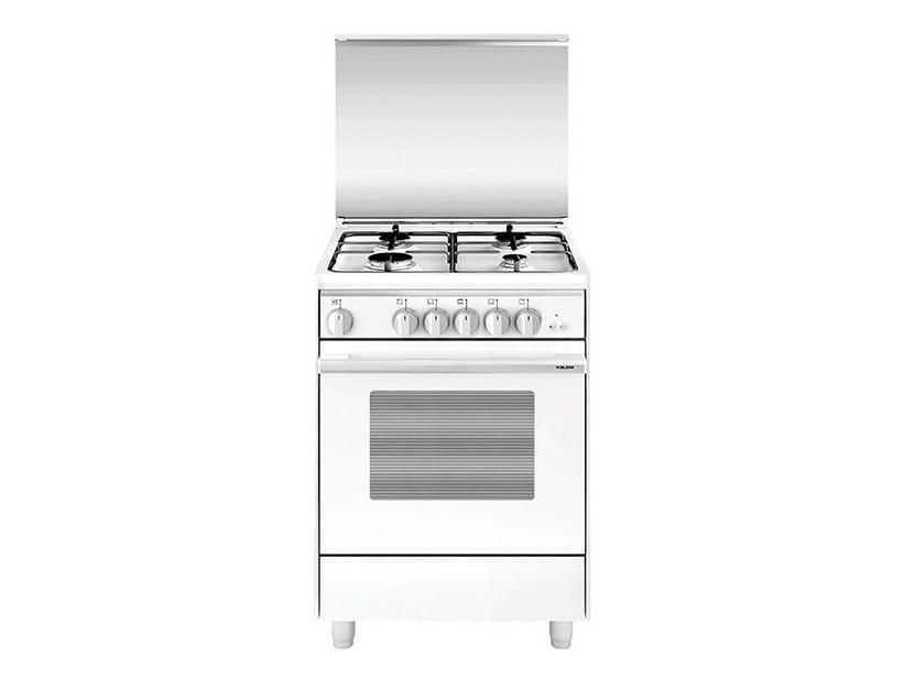 Steel cooker UN6511RX | Cooker by Glem Gas