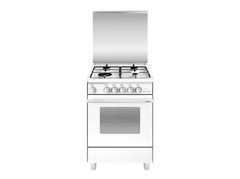 Steel cooker UN6613RX | Cooker by Glem Gas