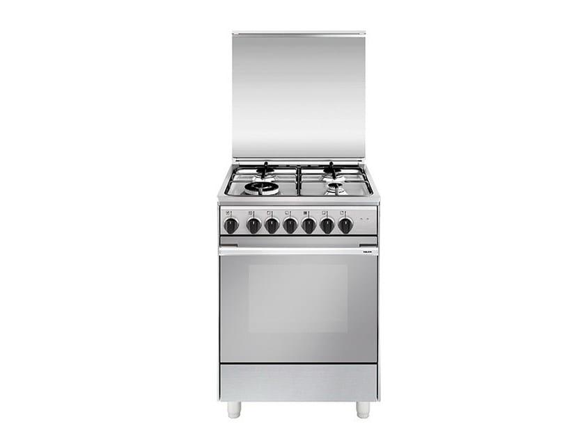 Steel cooker UN6613VI   Cooker by Glem Gas