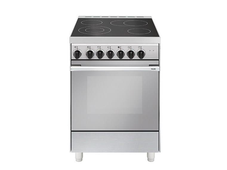 Steel cooker UN6623VI | Cooker by Glem Gas
