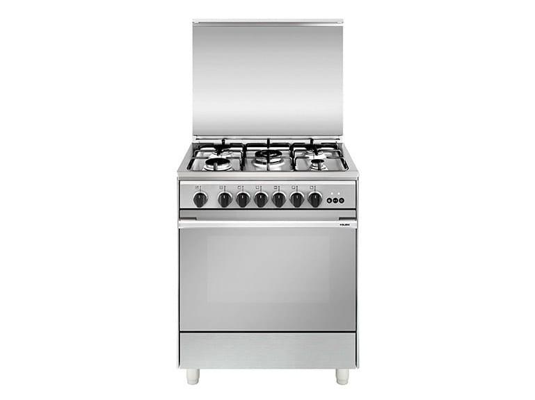 Steel cooker UN7612RI   Cooker by Glem Gas
