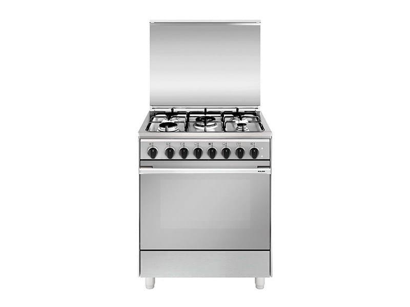 Steel cooker UN7612VI | Cooker by Glem Gas