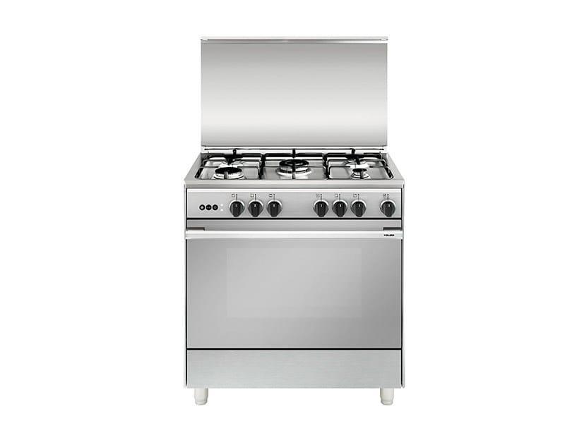 Steel cooker UN8512RI | Cooker by Glem Gas
