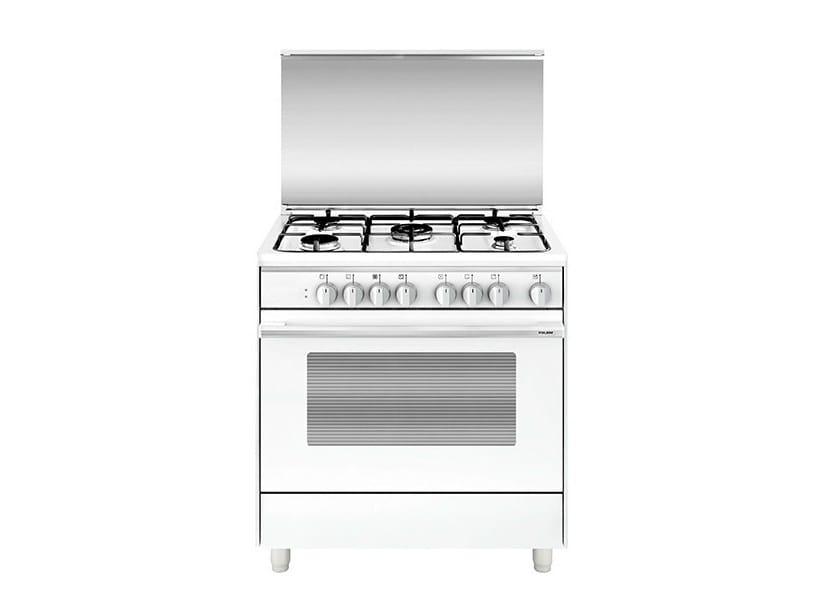 Steel cooker UN8512VX | Cooker by Glem Gas
