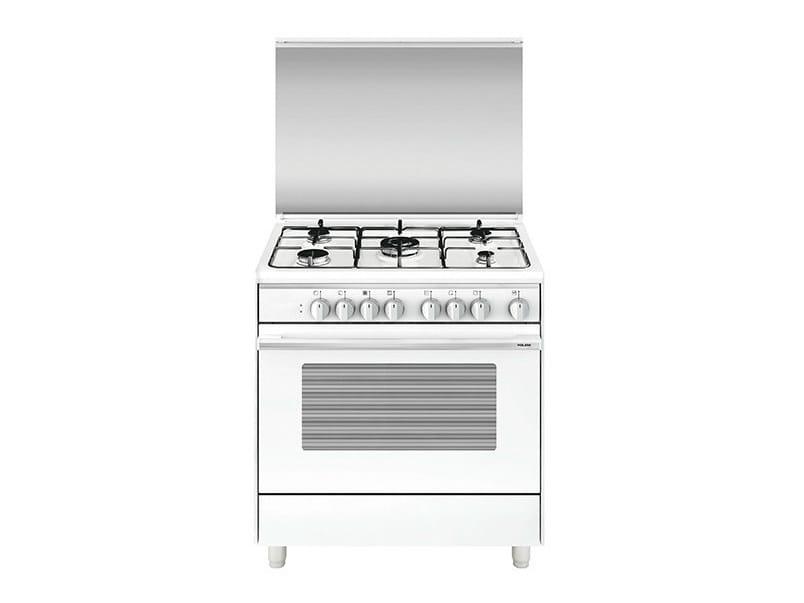 Steel cooker UN8612VX   Cooker by Glem Gas
