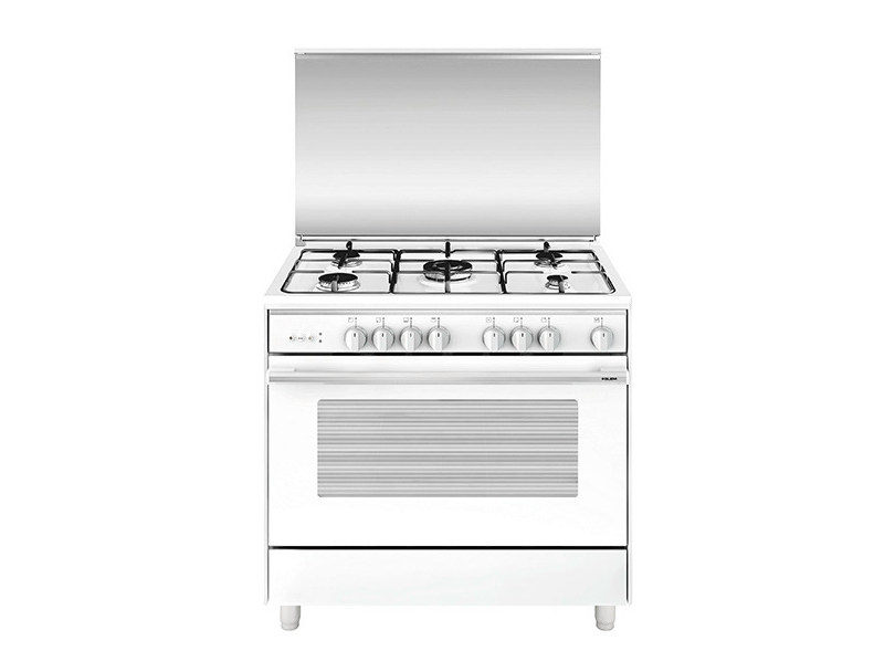 Steel cooker UN9612RX | Cooker by Glem Gas